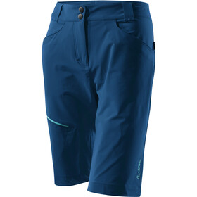 Löffler Comfort Stretch Light Short de trekking Femme, navy
